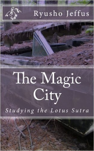 The Magic City Book Cover