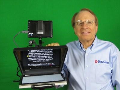Marketing Director & Exec Producer Bob Larson
