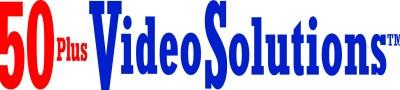 50 Plus Video Solutions Logo