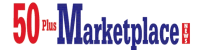 Fifty Plus Marketplace News Logo
