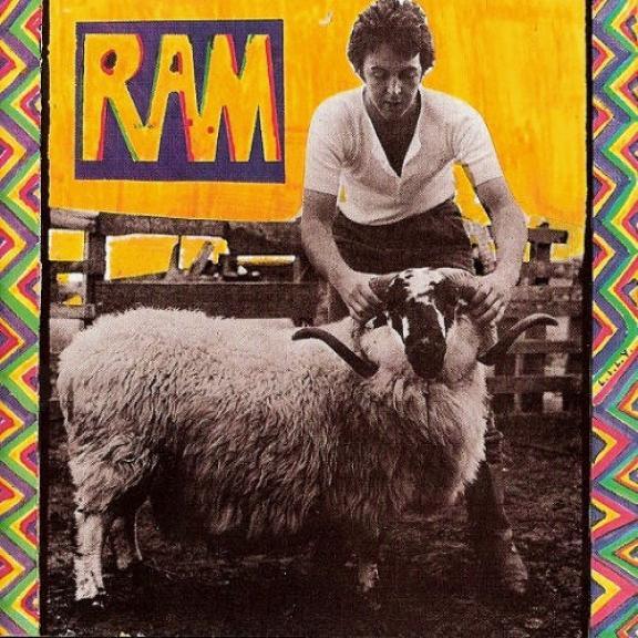 Paul And Linda Mccartney Classic Music Review Ram