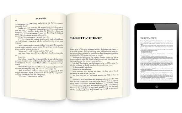 Timecaster ebook and print-on-demand