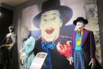 """Warner Bros Studio Museum """"Batman Exhibit'."""