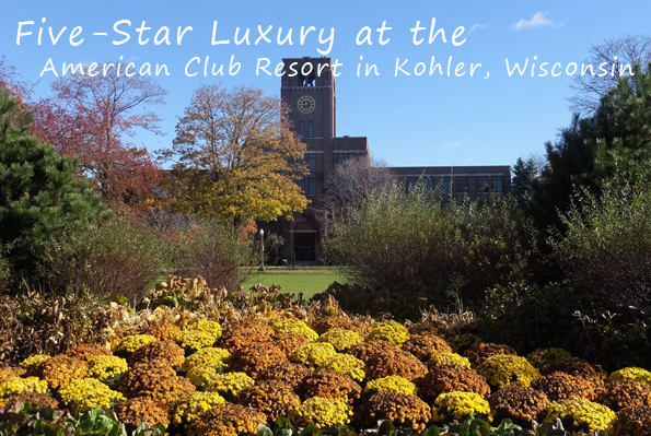 Read About Hotel Review: Five-Star Luxury at the American Club Resort in Kohler, Wisconsin
