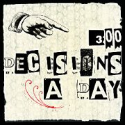 Runners 300 Decisions A Day