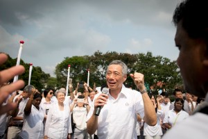 Lee-Hsien-Loong-GE2015-Mothership