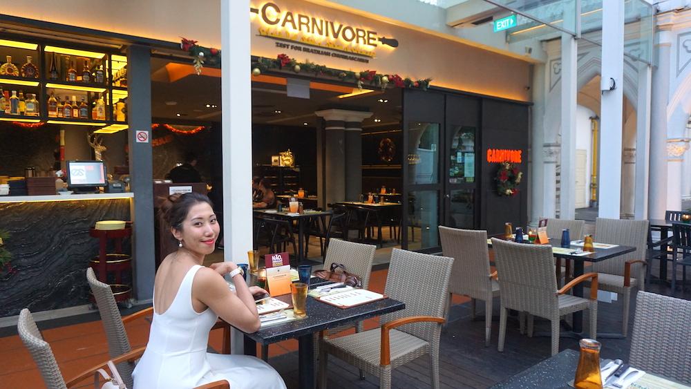 carnivore-outside