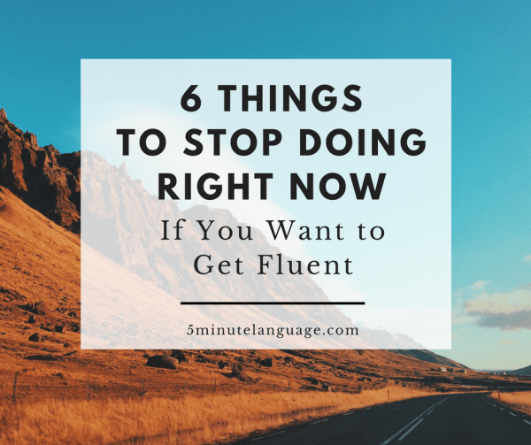 get fluent