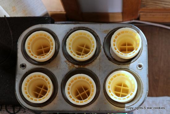 5starcookies empty cones
