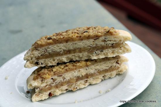 5starcookies baklava cookies the best
