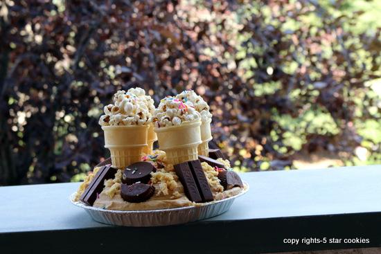 5starcookies birthday cake No 1
