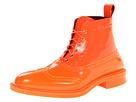 Vivienne Westwood - Plastic Brogue Boot (Orange) - Footwear