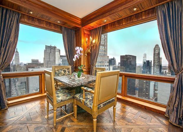 Cristiano Ronaldo splashed out $18.5 million on apartment in New Yorks Trump Tower (Pictures)