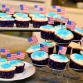 Set A Patriotic Buffet Snack Table……And Make Dessert for Around $3.00
