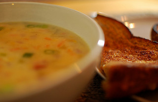 Grilled Corn Chowder – ($10 or Less Meal)