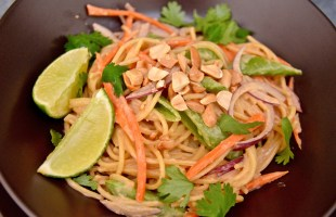 Pad Thai – $10 or Less Meal (SO Easy & Delicious)