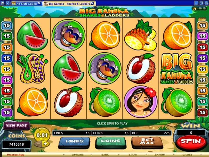 all slot casino bonus