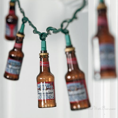 String Lights For Bottles : Bottle and can Party Lights
