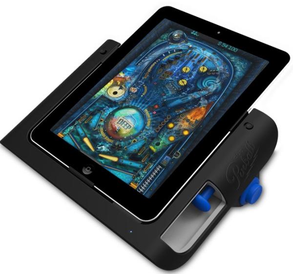 iPad Pinball Game Console