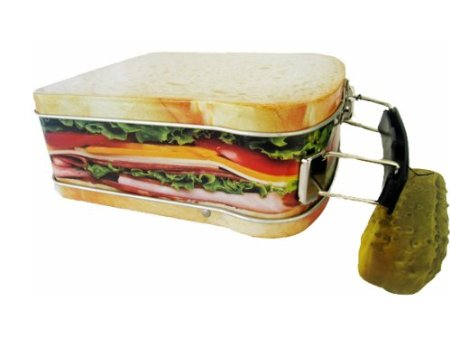 Sandwich Design Snack Box