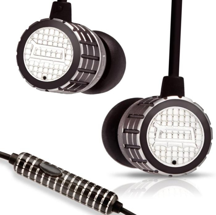 Metal Earbuds Headphones
