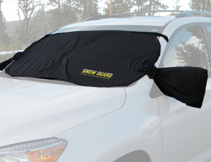 Snow Guard the Windshield Cover with Side View Mirror Protective Covers