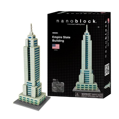 Nanoblock Empire State Building
