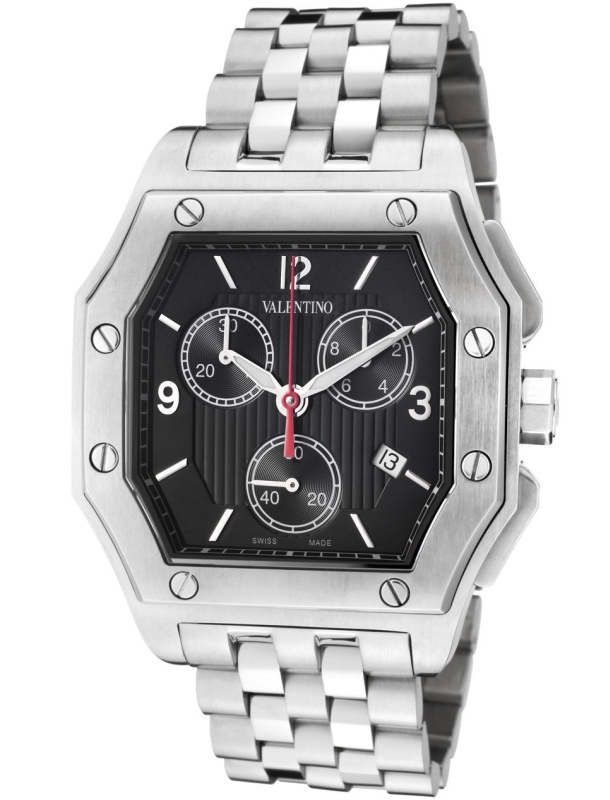 Valentino Men's V39LCQ9909 S099 Prestige Chronograph Watch