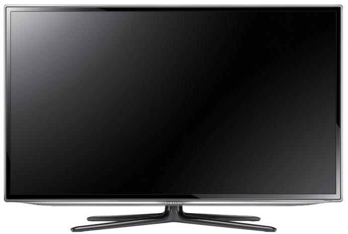 Samsung UN55ES6003 55-Inch 1080p 120Hz Slim LED HDTV