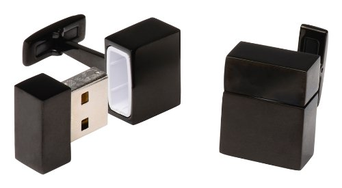 USB Flashdrive Cufflinks
