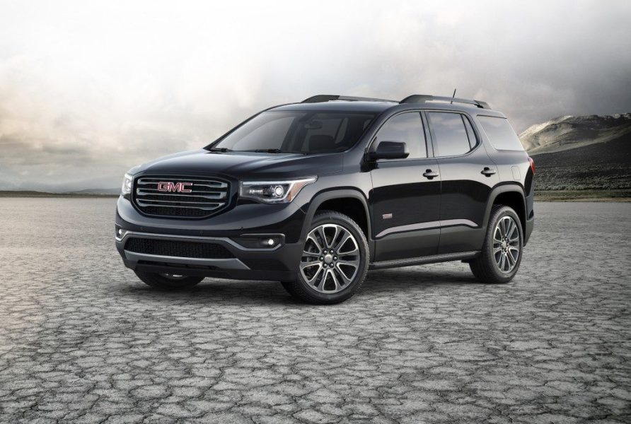 2017 GMC Acadia Review  Seating Capacity  3rd Row Seating Capacity   Configuration