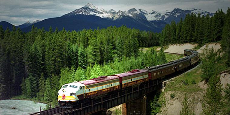 Trans Siberian - Longest train Journey
