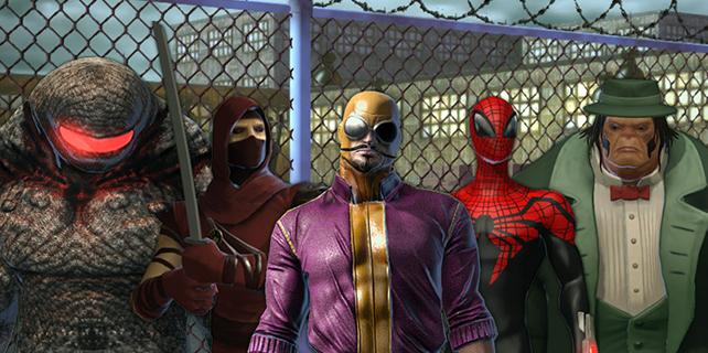 Novo game da Marvel anunciado, confira o video com destaque para X man, Quarteto e Doutor Destino...