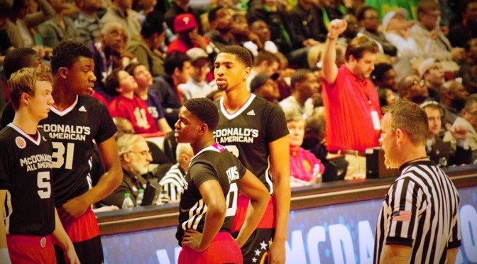 Scalped: My McDonald's All American Experience