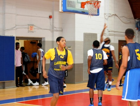 Cameron Payne Murray State ( Lausannae  pic from 2012)