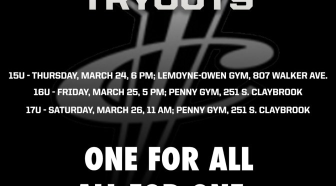 Team Penny Tryouts