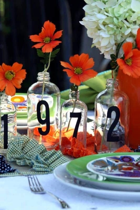90th birthday decorations easy 90th birthday decor ideas for 40th anniversary party decoration ideas