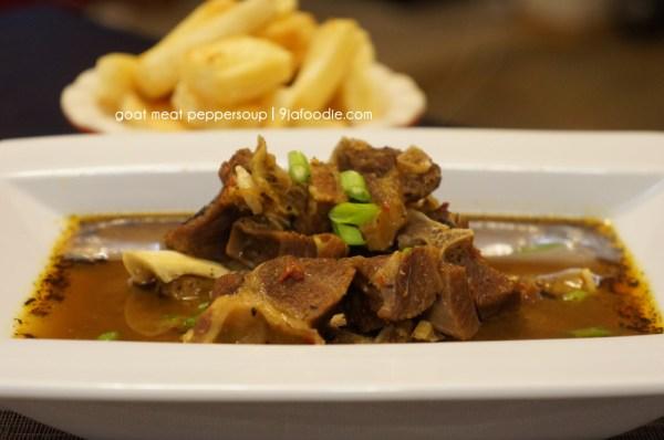 Goatmeat Pepper Soup