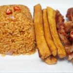Brown Rice Jollof