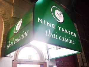 Nine Tastes Thai Restaurant
