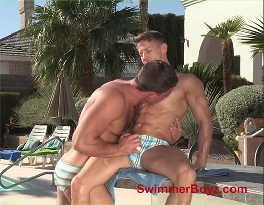Gay Guys in Speedos