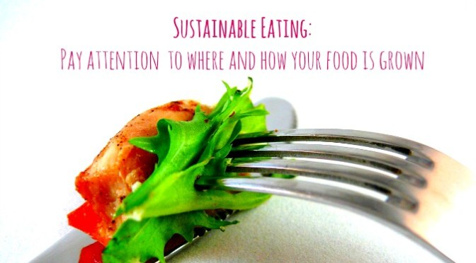 Sustainable Eating