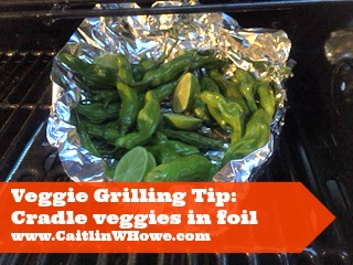 Grilled Veggies Tip