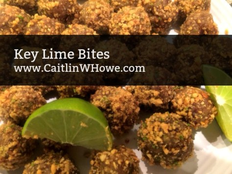 no sugar added key lime bites1