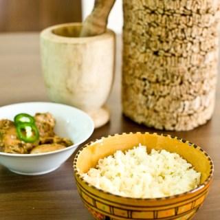 Cauliflower Rice-1