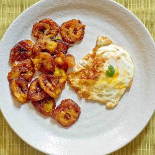 Jamaican Breakfast Fried Plantain low res 2-1