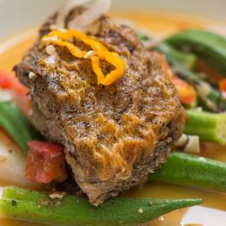 Jamaican Brown Stew Fish for Healthy Ramadan Recipe -6