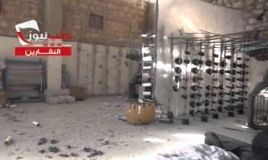 غرفة الصناعة السورية في اجتماع مع رئيس حكومة النظام لدعم إعادة اقلاع المعامل المتوقفة
