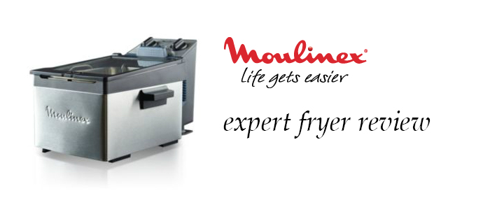 review moulinex expert fryer the food gays. Black Bedroom Furniture Sets. Home Design Ideas