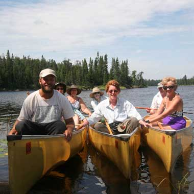 Guided Adventures in the Boundary Waters and Beyond